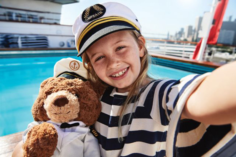 Breakfast with Stanley – Princess Cruise Line