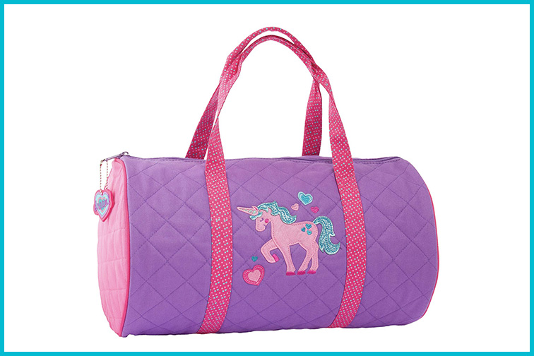 Stephen Joseph Quilted Duffle; Courtesy of Amazon