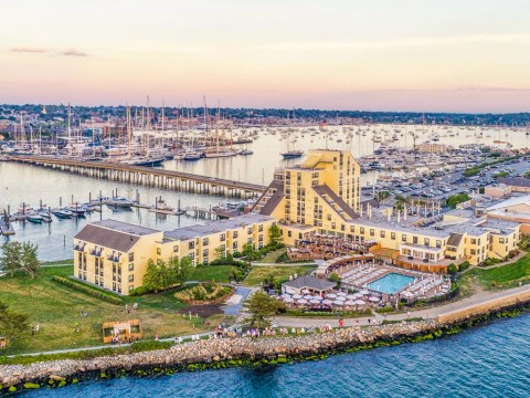 Gurney's Newport Resort & Marina; Courtesy of Gurney's Newport Resort & Marina