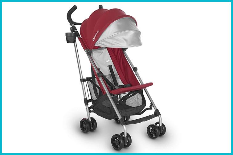 UPPAbaby G-Lite Stroller for Disney; Courtesy of Amazon