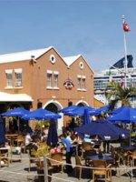 Bone Fish Bar Grill in Bermuda; Courtesy of Bone Fish Bar Grill