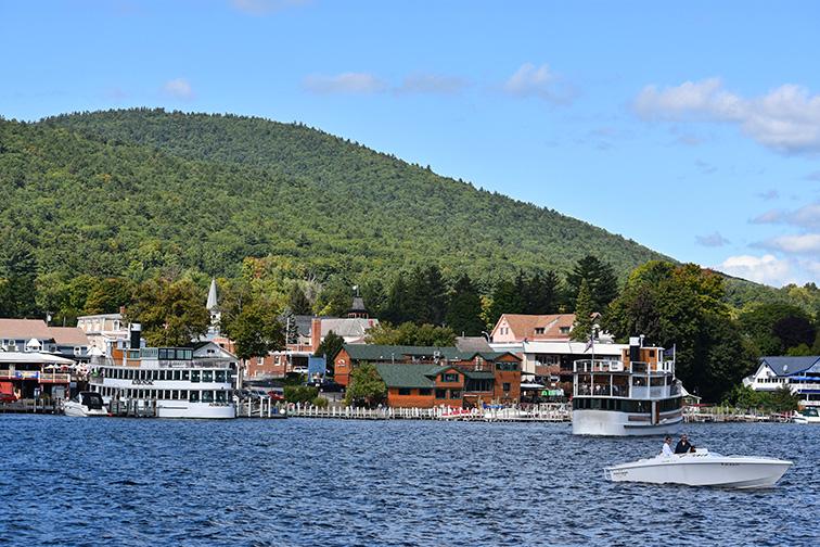 Lake George, NY; Courtesy of Ritu Manoj Jethani/Shutterstock