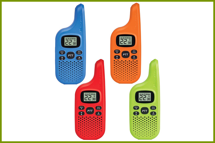 Best Cruise Walkie Talkies For: Kids; Courtesy of Amazon
