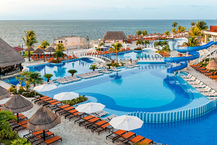 Moon Palace Cancun in Mexico