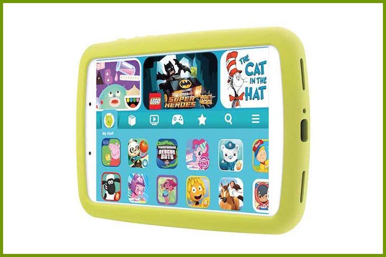 Samsung Galaxy Tab A Kids Edition; Courtesy of Amazon