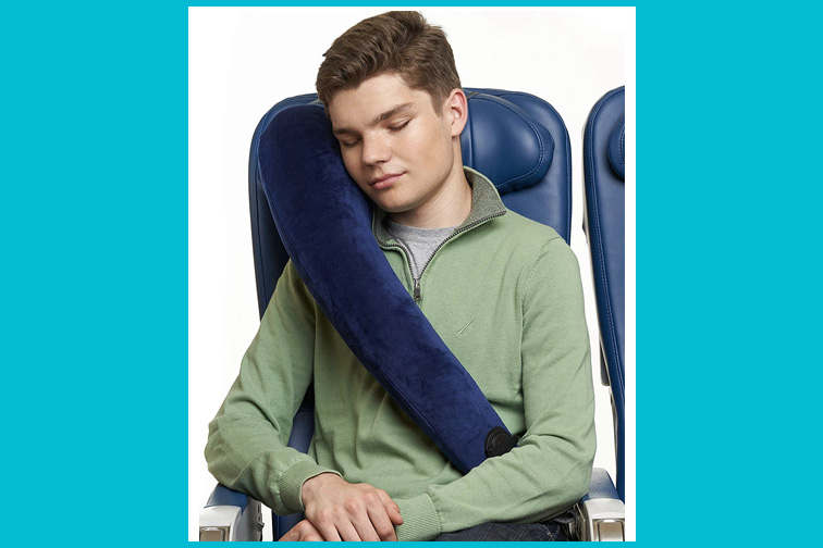 Travelrest Ultimate Travel Pillow; Courtesy of Amazon