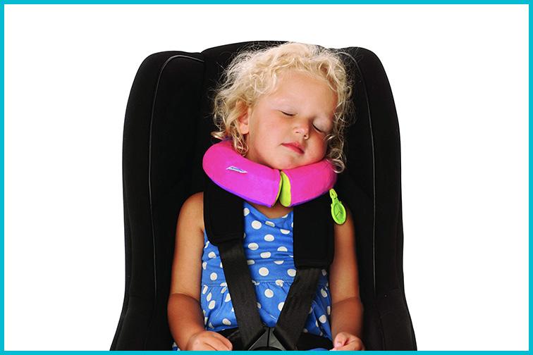 Trunki Yondi Kid's Travel Neck Pillow Courtesy of Amazon