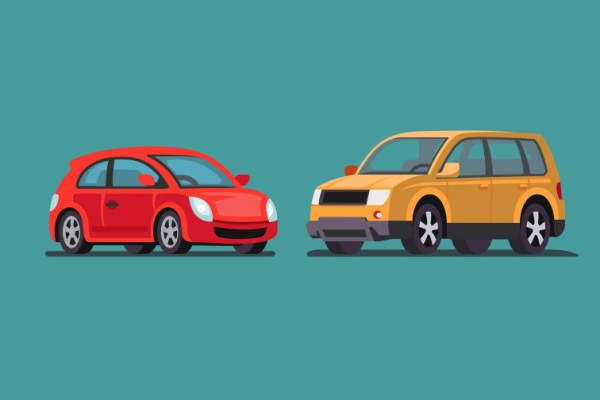 rental car; Courtesy of Shutterstock