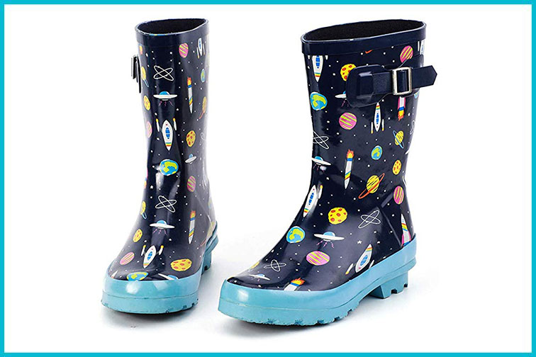 Aleader Rainboots; Courtesy of Amazon