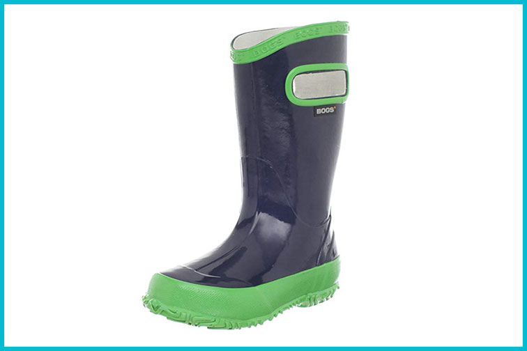 Bogs Rainboots; Courtesy of Amazon