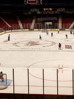 Herb Brooks Arena in Lake Placid, New York