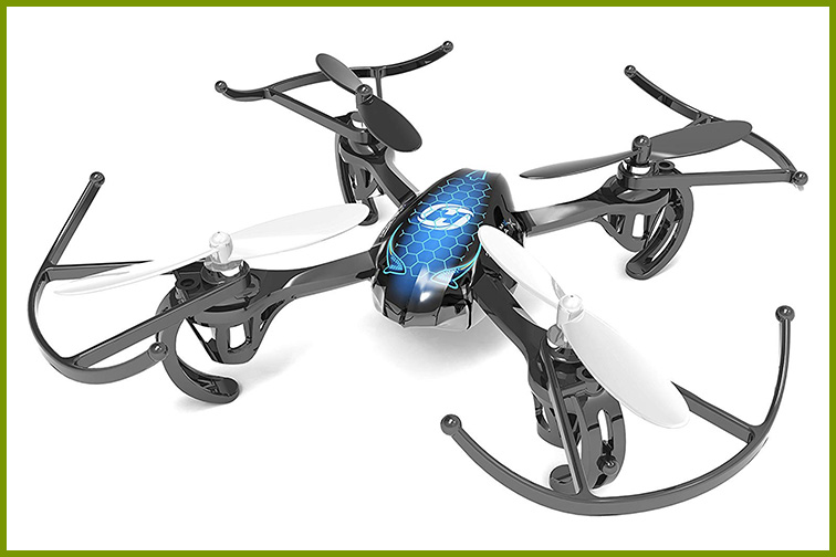 Holy Stone HS170 Predator Mini RC Helicopter Drone; Courtesy Amazon