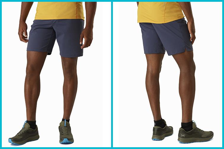 Incendo Shorts by Arc'teryx; Courtesy of Arc'teryx
