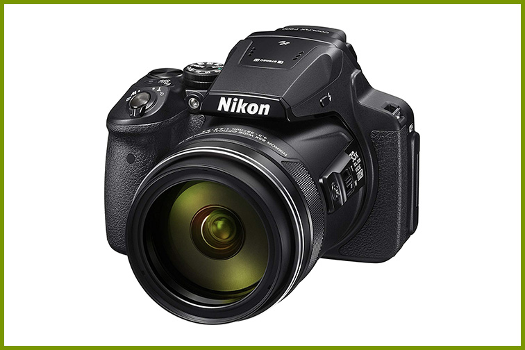 Nikon COOLPIX P900; Courtesy Amazon
