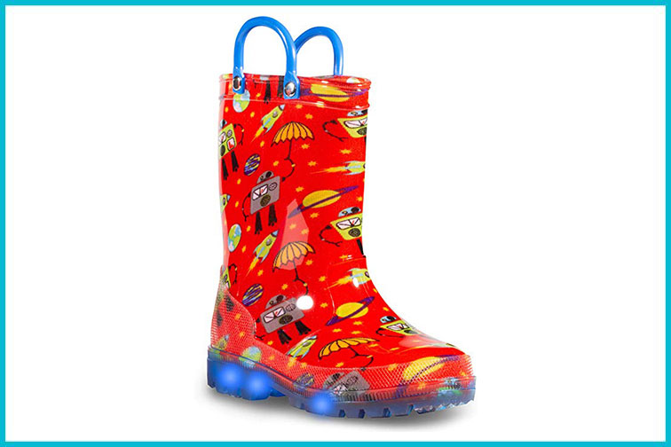 Zoogs Rainboots; Courtesy of Amazon
