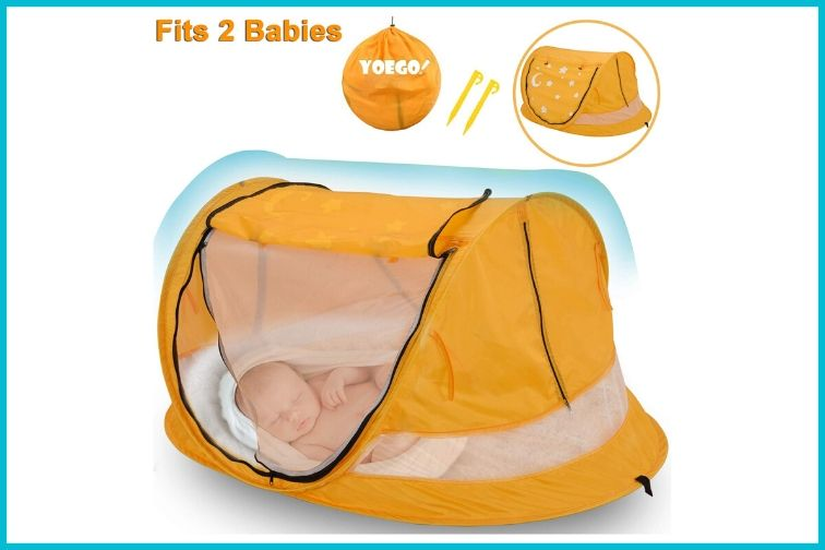 Baby Portable Beach Tent