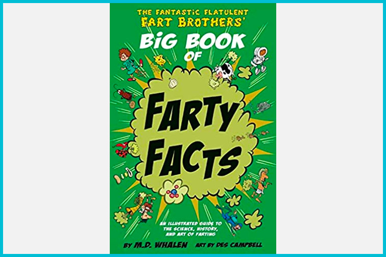 Big Book of Farty Facts; Courtesy Amazon