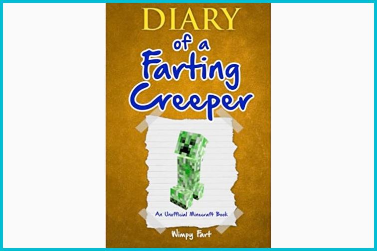 Diary of a Farting Creeper: Book 1; Courtesy Amazon