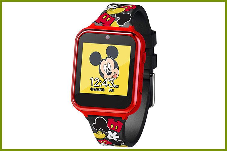 Disney Smartwatch; Courtesy of Amazon