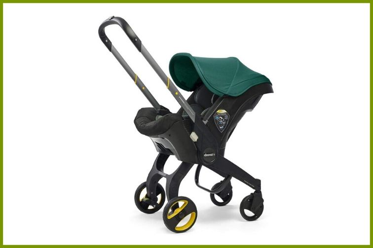 Doona Infant Car Seat and Latch Base Stroller