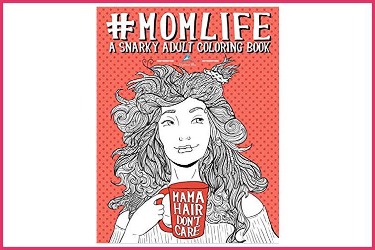 Mom Life Book; Courtesy of Amazon