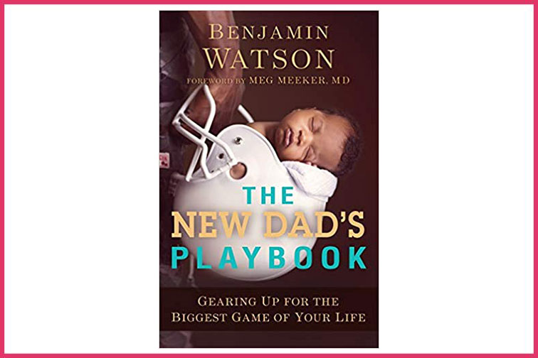 The New Dads Playbook Book; Courtesy of Amazon