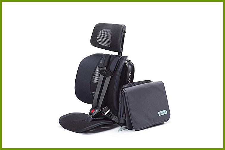 Pico Travel Car Seat; Courtesy of Amazon