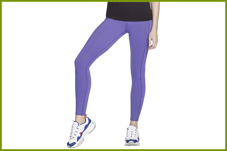 Sketchers Go Walk GoFlex Two-Pocket Yoga Leggings; Courtesy Amazon