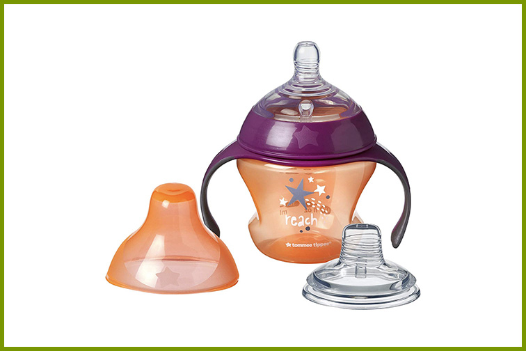 Tommee Tippee First Sips Soft Transition Cup; Courtesy Amazon