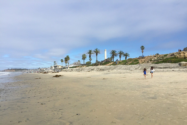 Del Mar City Beach; Courtesy Tripadvisor Traveler/JuvenalArruda