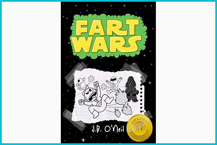 Fart Wars: May The Farts Be With You; Courtesy Amazon