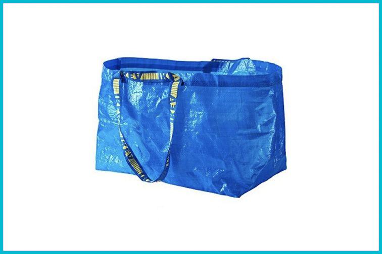 Ikea shopping bag; Courtesy Amazon