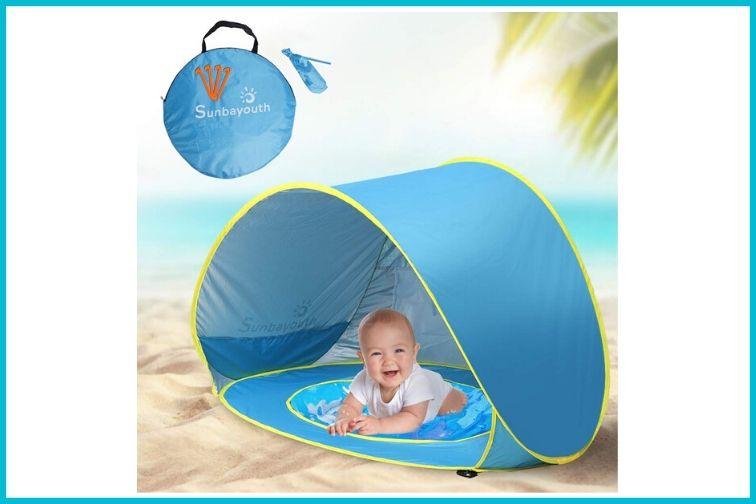 Sunba Youth Baby Beach Tent