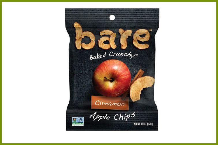 Bare Apple Chips; Courtesy of Amazon