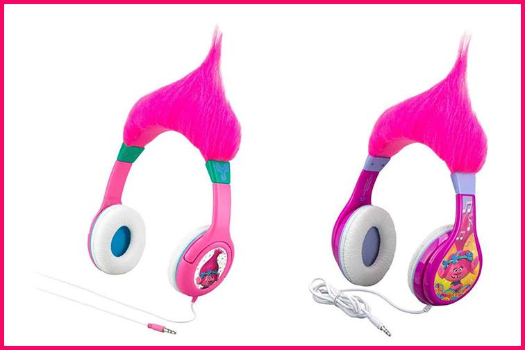 Trolls Headphones; Courtesy Amazon
