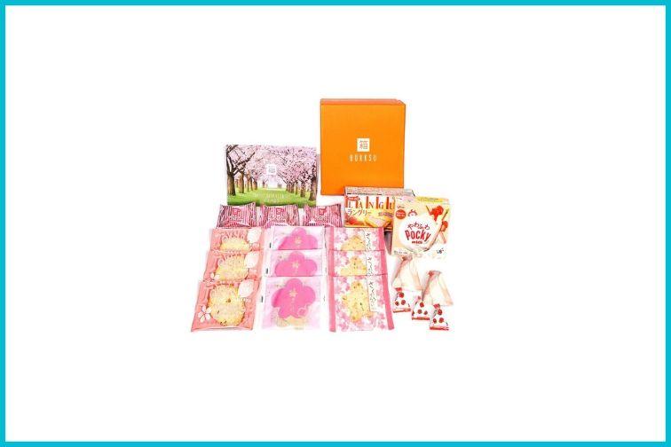 Bokksu Japanese subscription box; Courtesy of Bokksu