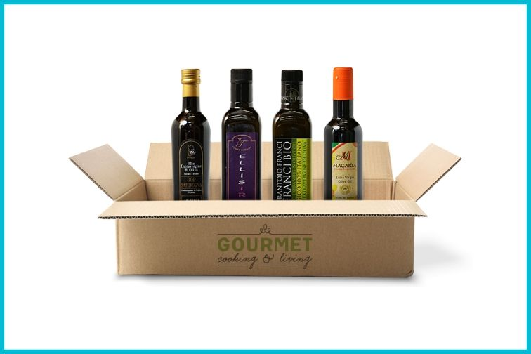 Italian Olive Oil of the Month Club