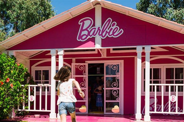 Barbie Suite at Forte Village Resort; Courtesy of Forte Village Resort