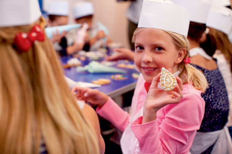 Cooking Class on Crystal Cruises