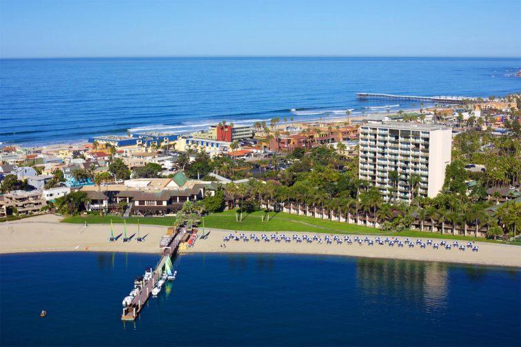 Catamaran Resort Hotel and Spa in San Diego, California