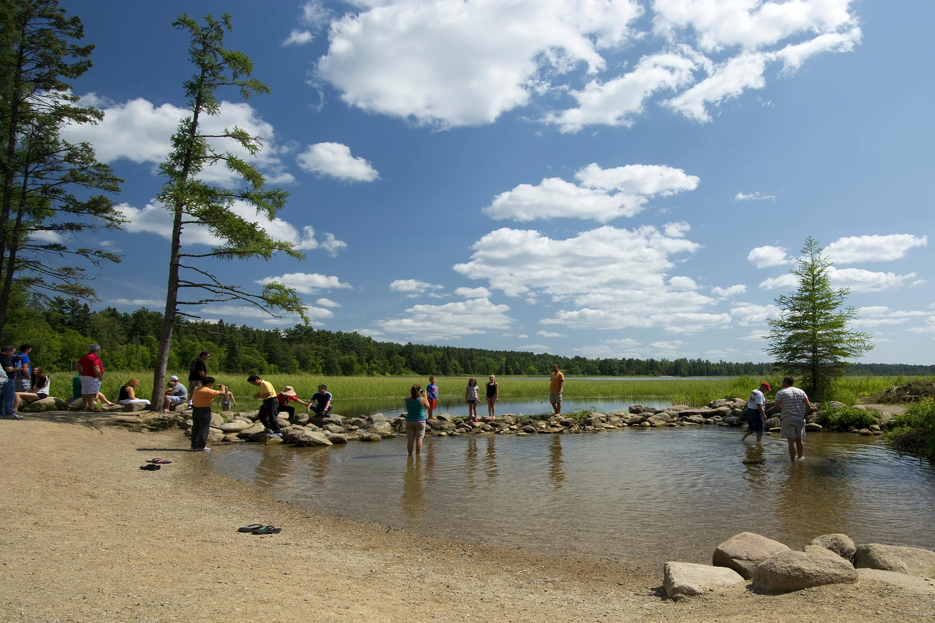 Itasca State Park in Minnesota