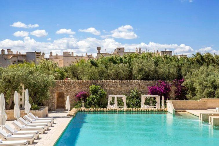 Borgo Egnazia in Puglia, Italy