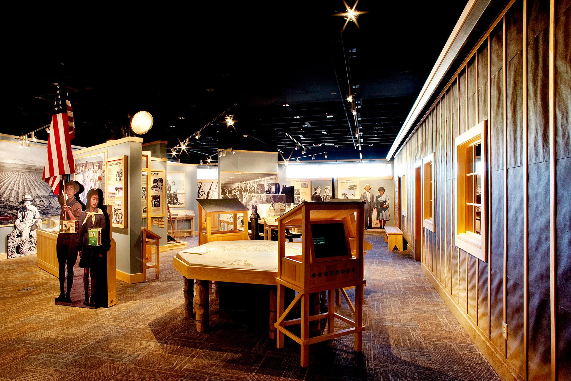 Heart Mountain World War II Interpretive Center; Courtesy of Heart Mountain World War II Interpretive Center