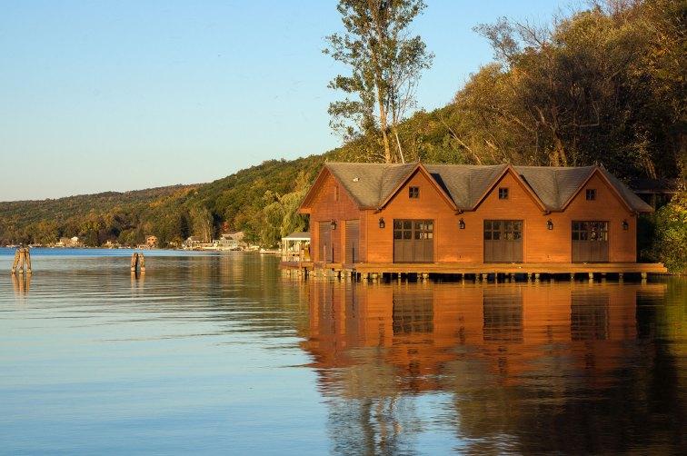 Seneca Falls NY; Courtesy of Bruce Goerlitz Photo/Shutterstock.com
