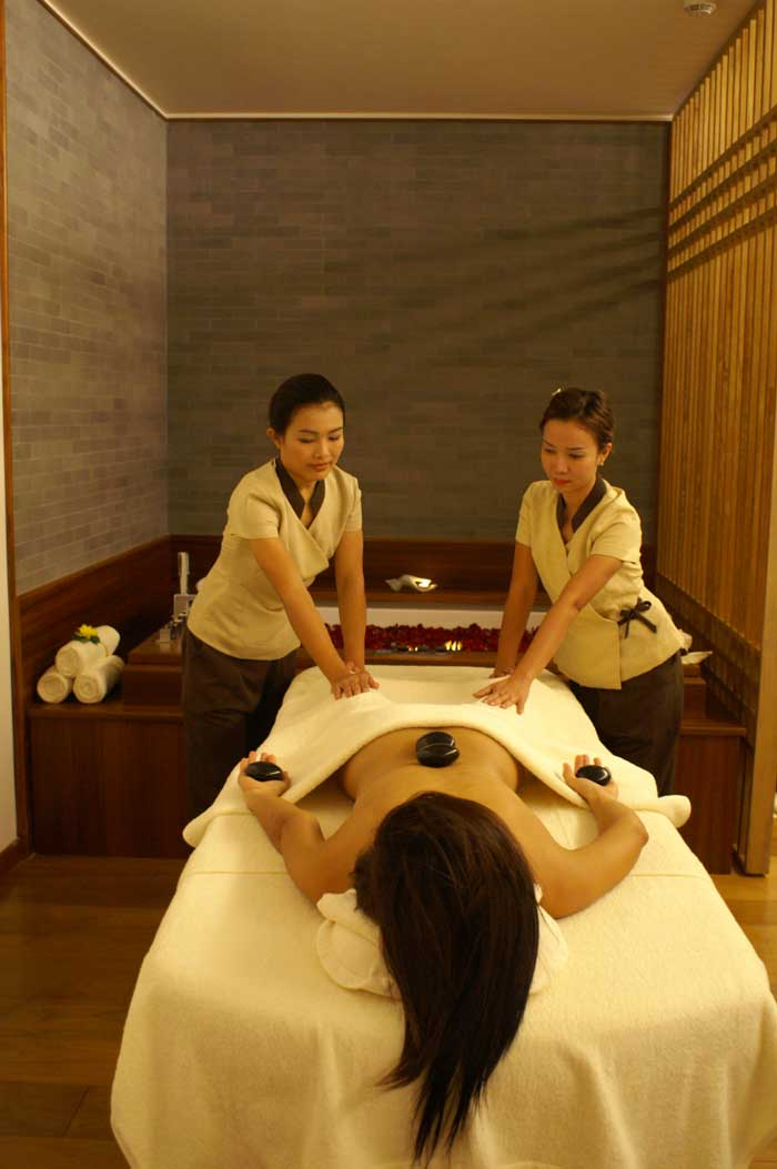 Kami Spa  Il centro benessere orientale 100 Made in Asia  Family Welcome