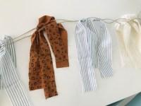 Tuinslinger Ibiza-style: roestbruin, groen en wit