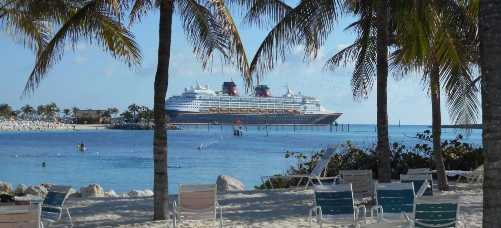 THE DISNEY CRUISE 2017