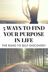 When trying to figure out your purpose in life or narrowing down to a strategic path to take, you should keep in mind the constants. There is a connection between the things you enjoy doing and the thing you were meant to do in life.