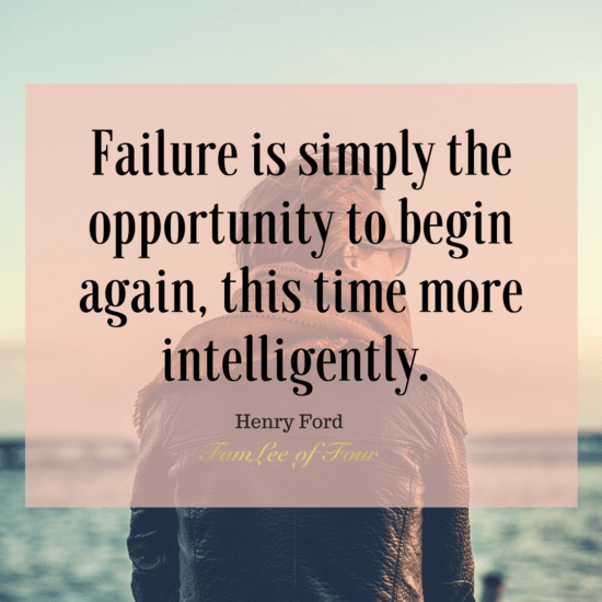 Don't let the thought of failure keep you from achieving your true potential. #goalsetting