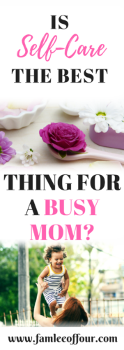 You see self-care articles, hashtags, and pins everywhere nowadays.  The term self-care is on trend, but what does that mean for the modern Mom? It's important to be self-aware and know when you need to step back and recharge, but is that the message that Moms are really getting from all these articles? # self-care # busy mom # workingman